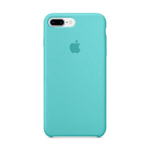 Купить Силиконовый чехол oneLounge Silicone Case Sea Blue для iPhone 7 Plus | 8 Plus OEM (MMQY2)