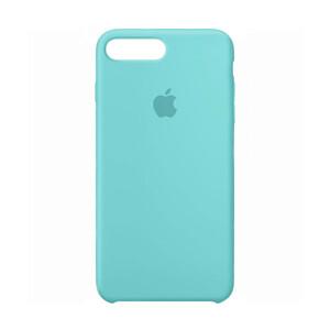 Купить Силиконовый чехол Apple Silicone Case OEM Sea Blue для iPhone 7 Plus