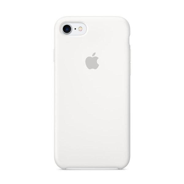 Силиконовый чехол oneLounge Silicone Case White для iPhone 7 | 8 | SE 2020 OEM (MQGL2)
