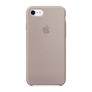Купить Силиконовый чехол Apple Silicone Case Pebble (MQ0L2) для iPhone 7/8