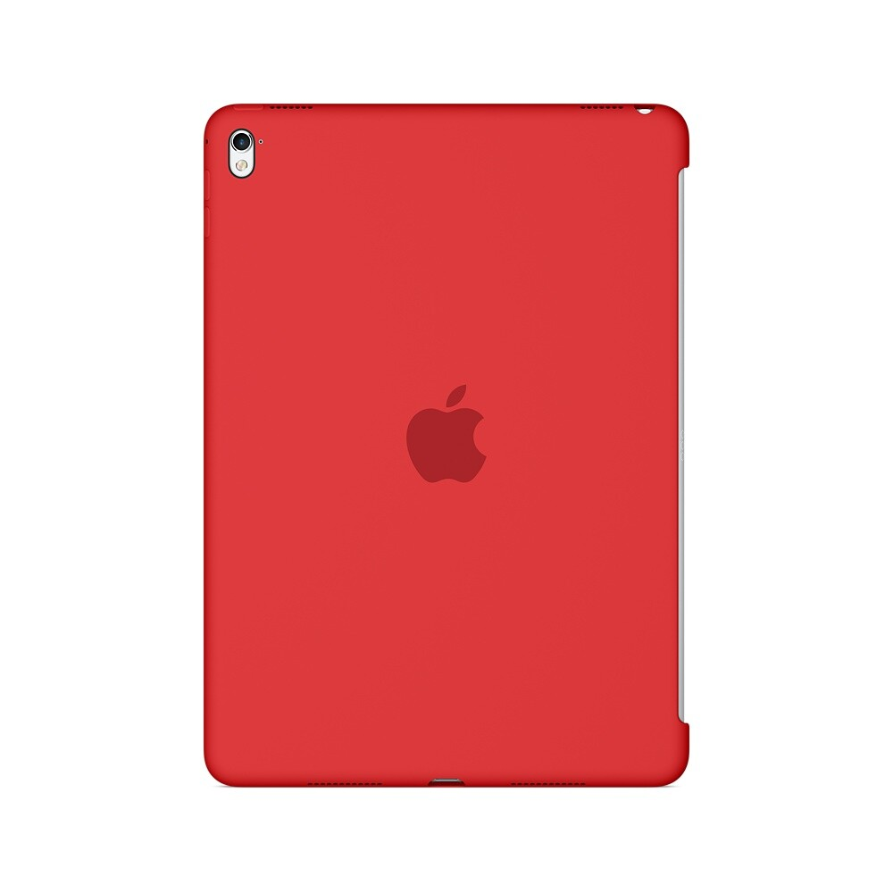 Чехол Apple Silicone Case (PRODUCT) Red (MM222) для iPad Pro 9.7""