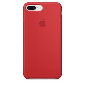 Купить Силиконовый чехол Apple Silicone Case (PRODUCT) RED (MQH12) для iPhone 8 Plus/7 Plus