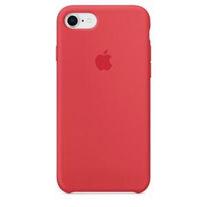 Купить Силиконовый чехол Apple Silicone Case Red Raspberry (MRFQ2) для iPhone 8/7