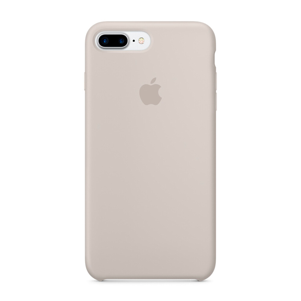 Силиконовый чехол Apple Silicone Case Stone (MMQW2) для iPhone 7 Plus/8 Plus
