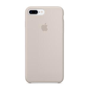 Купить Силиконовый чехол Apple Silicone Case Stone (MMQW2) для iPhone 7 Plus
