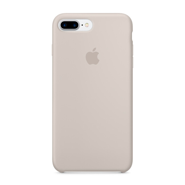 Силиконовый чехол Apple Silicone Case Stone (MMQW2) для iPhone 7 Plus