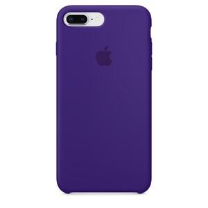 Купить Силиконовый чехол Apple Silicone Case Ultra Violet (MQH42) для iPhone 8 Plus/7 Plus