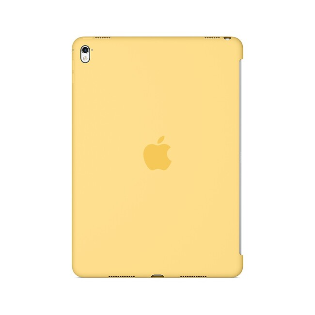 Чехол Apple Silicone Case Yellow (MM282) для iPad Pro 9.7""