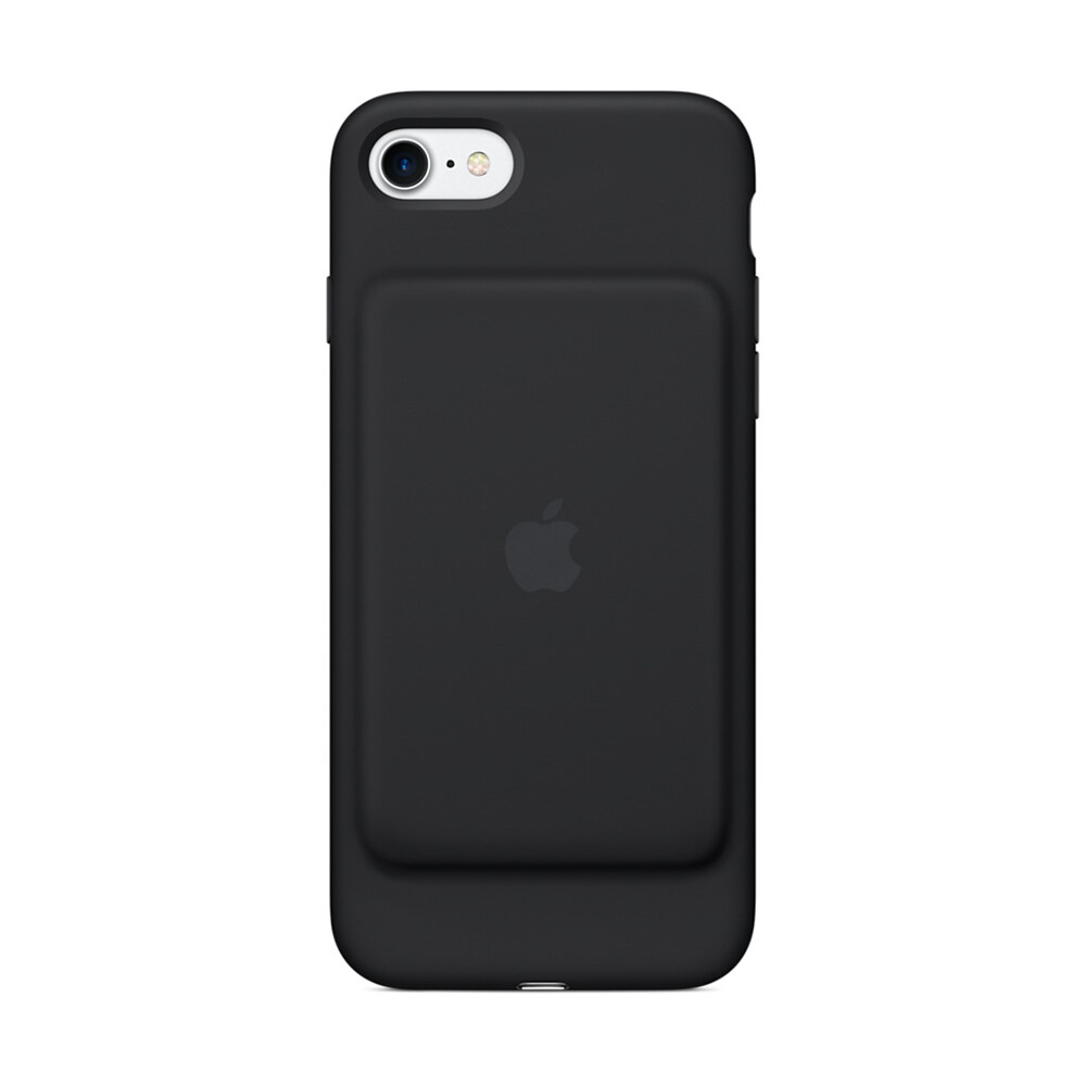 Чехол-аккумулятор Apple Smart Battery Case Black (MN002) для iPhone 7