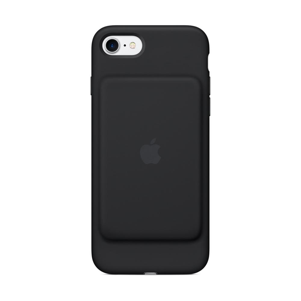 Купить Чехол-аккумулятор Apple Smart Battery Case Black (MN002) для iPhone 7 | 8 | SE 2020