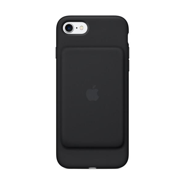 Чехол-аккумулятор Apple Smart Battery Case Black (MN002) для iPhone 7 | 8 | SE 2020