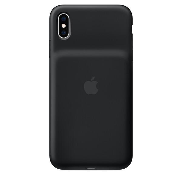 Чехол-аккумулятор Apple Smart Battery Case Black (MRXQ2) для iPhone XS Max