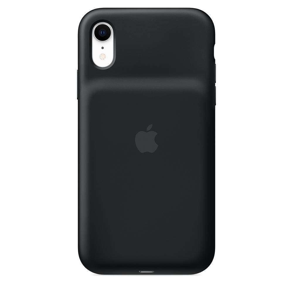 Купить Чехол-аккумулятор Apple Smart Battery Case Black (MU7M2) для iPhone XR
