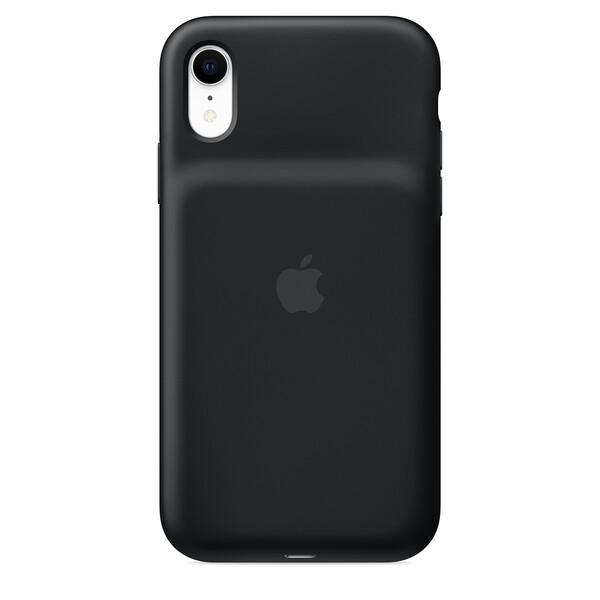 Чехол-аккумулятор Apple Smart Battery Case Black (MU7M2) для iPhone XR
