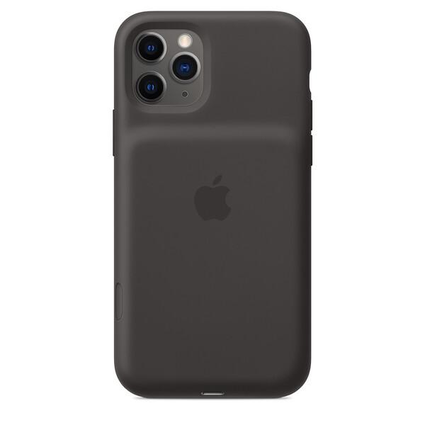 Чехол-аккумулятор Apple Smart Battery Case Black (MWVL2) для iPhone 11 Pro
