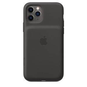Купить Чехол-аккумулятор Apple Smart Battery Case Black (MWVP2) для iPhone 11 Pro Max