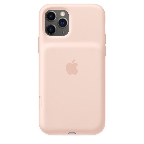 Чехол-аккумулятор Apple Smart Battery Case Pink Sand (MWVN2) для iPhone 11 Pro