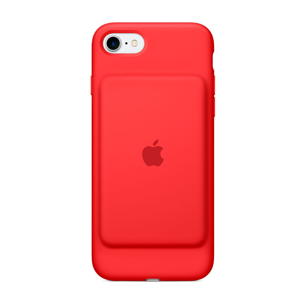 Чехол-аккумулятор Aksberry 2800 mAh для iPhone 7 White