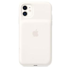 Купить Чехол-аккумулятор Apple Smart Battery Case Soft White (MWVJ2) для iPhone 11