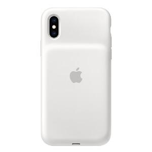 Купить Чехол-аккумулятор Apple Smart Battery Case White (MRXL2) для iPhone XS