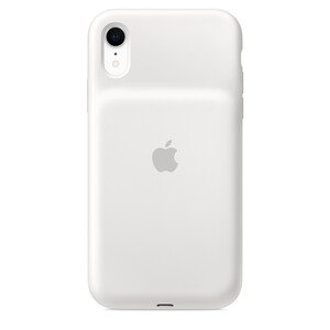 Купить Чехол-аккумулятор Apple Smart Battery Case White (MU7N2) для iPhone XR