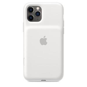 Купить Чехол-аккумулятор Apple Smart Battery Case White (MWVM2) для iPhone 11 Pro