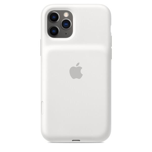 Чехол-аккумулятор Apple Smart Battery Case White (MWVQ2) для iPhone 11 Pro Max