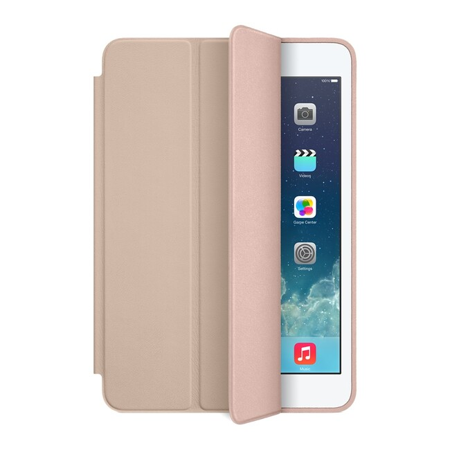 Чехол Apple Smart Case Beige для iPad mini 3/mini 2 Retina/mini