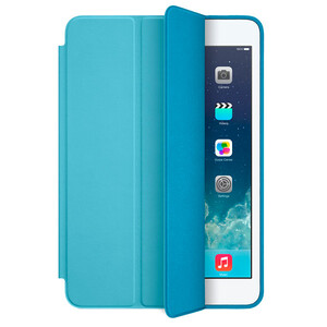 Купить Чехол Apple Smart Case Blue для iPad mini 4