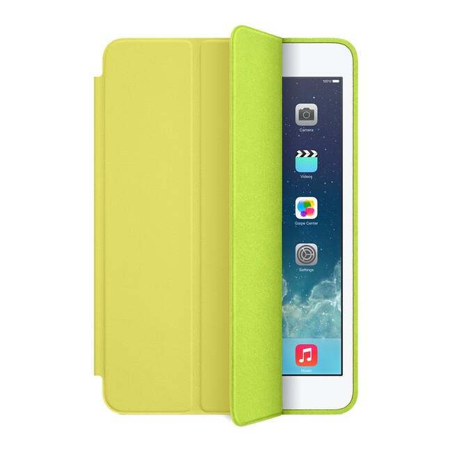 Чехол Apple Smart Case Yellow для iPad mini 3/mini 2 Retina/mini
