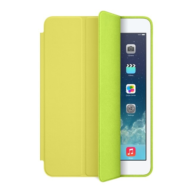 Чехол Apple Smart Case Yellow для iPad mini 4