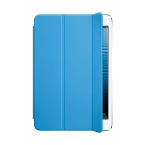 Купить Чехол Apple Smart Cover Blue (MD970) для iPad mini 3/2/1