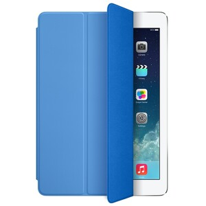 Купить Чехол Apple Smart Cover Blue (MGTQ2) для iPad Air/Air 2
