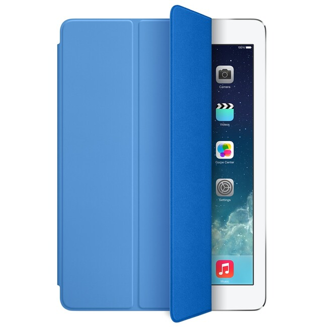 Чехол Apple Smart Cover Blue (MGTQ2) для iPad Air/Air 2