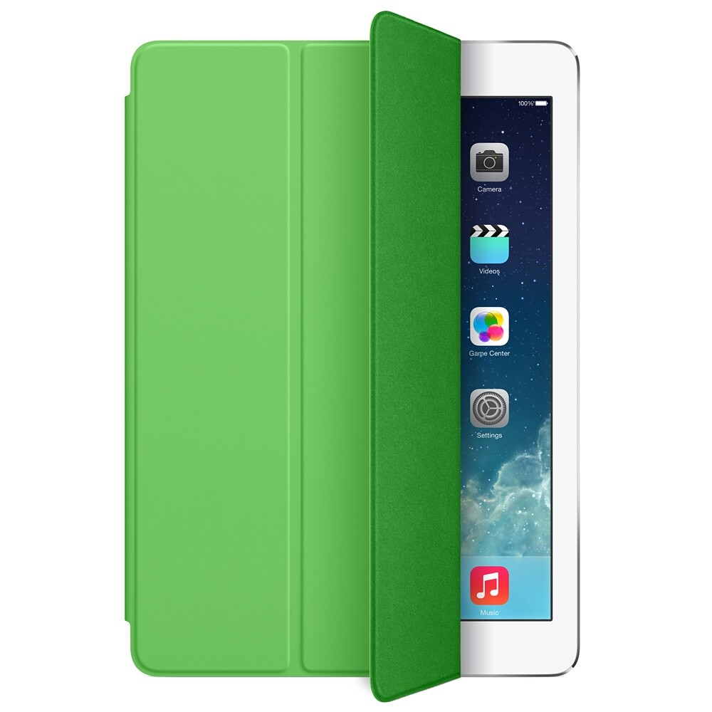 "Чехол Apple Smart Cover Green (MGXL2) для iPad Air/Air 2/9.7"" (2017)"