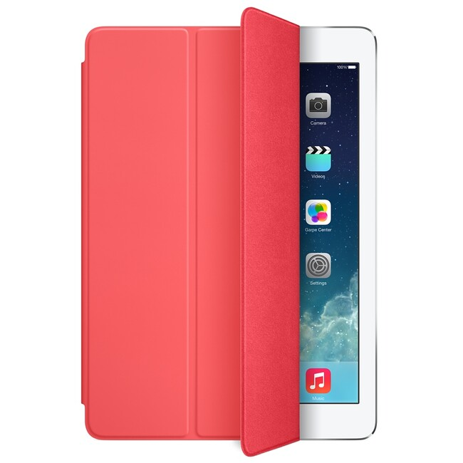 Чехол Apple Smart Cover Pink (MGXK2) для iPad Air/Air 2