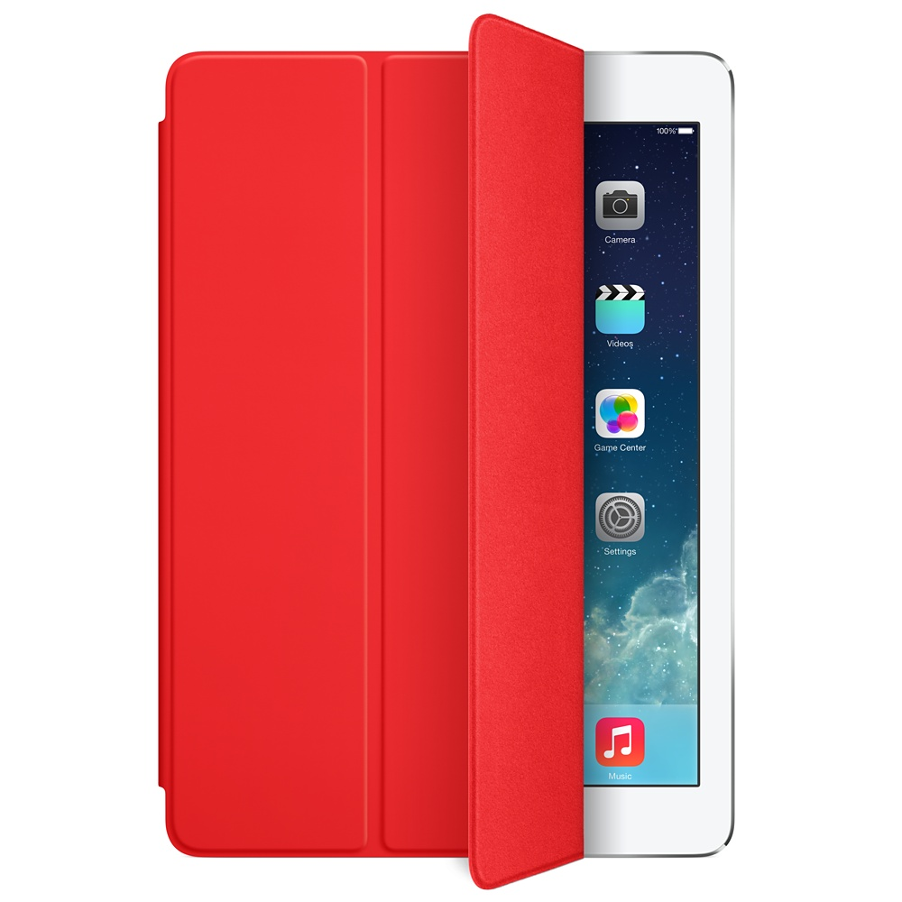 "Купить Чехол Apple Smart Cover (PRODUCT) Red (MGTP2 | MQ4N2 | MR632) для iPad Air | Air 2 | 9.7"" (2017 