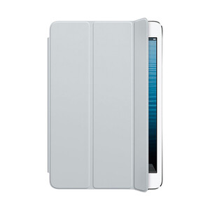 Купить Чехол Apple Smart Cover Light Gray (MD967LL) для iPad mini 3/2/1