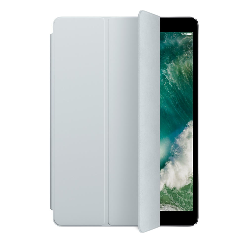 apple smart cover mist blue mq4t2 ipad pro 10. Black Bedroom Furniture Sets. Home Design Ideas