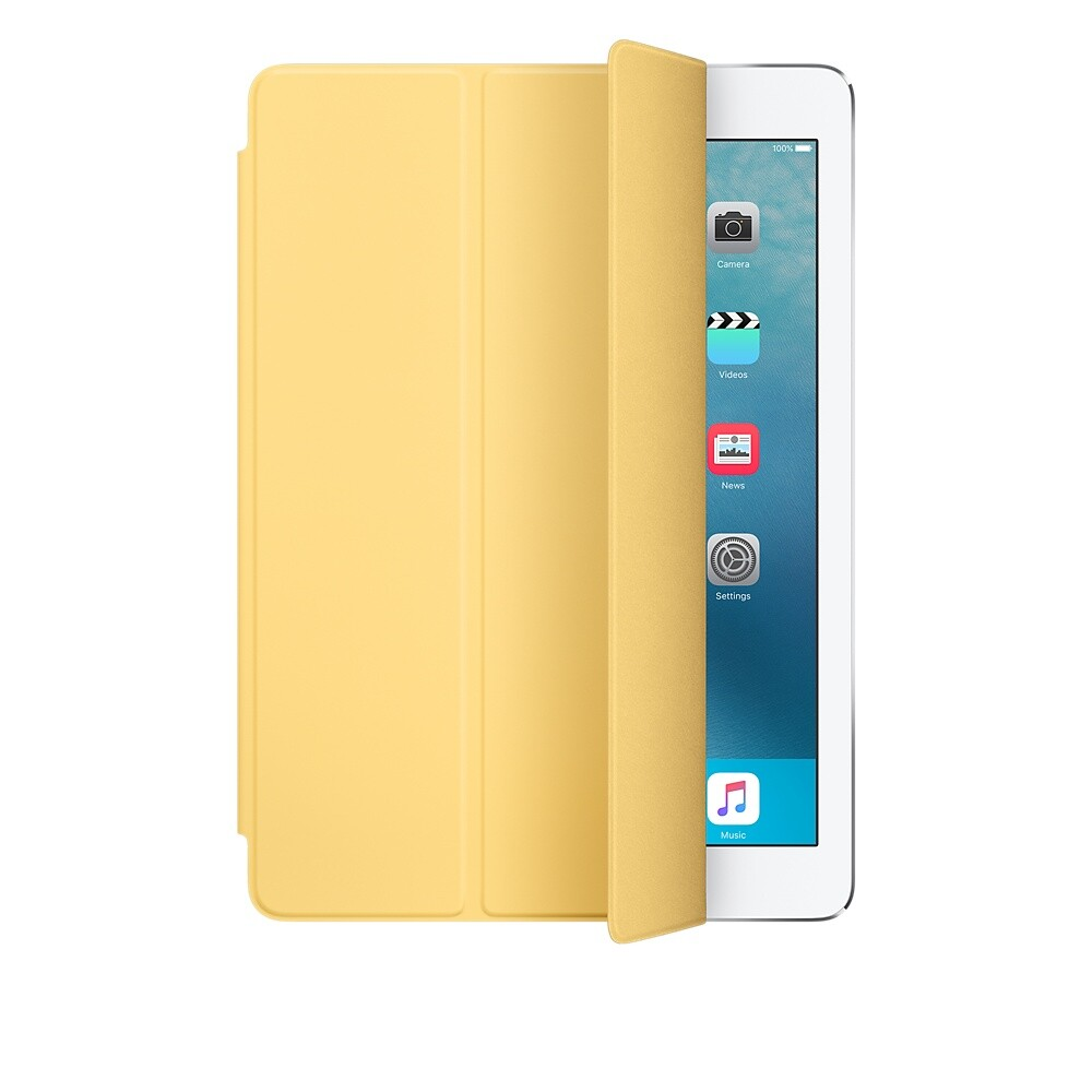 Чехол Apple Smart Cover Yellow (MM2K2) для iPad Pro 9.7""