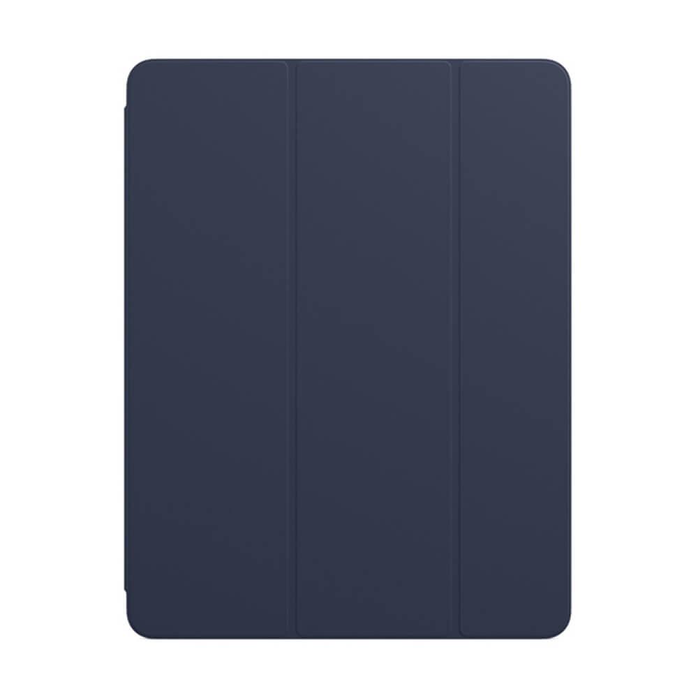 "Купить Чехол Apple Smart Folio Deep Navy для iPad Pro 12.9"" (2021   2020   2018) (MJMJ3)"