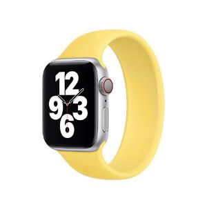 Купить Силиконовый монобраслет Apple Solo Loop Ginger для для Apple Watch 40mm | 38mm (MYQ72) Размер 4