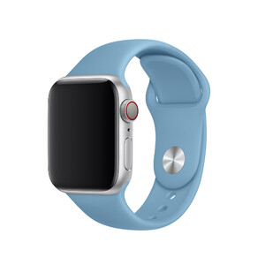 Купить Ремешок Apple Sport Band S/M & M/L Cornflower (MV692) для Apple Watch 40mm/38mm Series 1/2/3/4