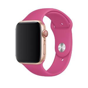 Купить Ремешок Apple Sport Band S/M & M/L Dragon Fruit (MV782) для Apple Watch 44mm/42mm Series 1/2/3/4