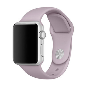 Купить Ремешок Apple 38mm Lavender Sport Band (MLKV2) S/M&M/L для Apple Watch Series 1/2