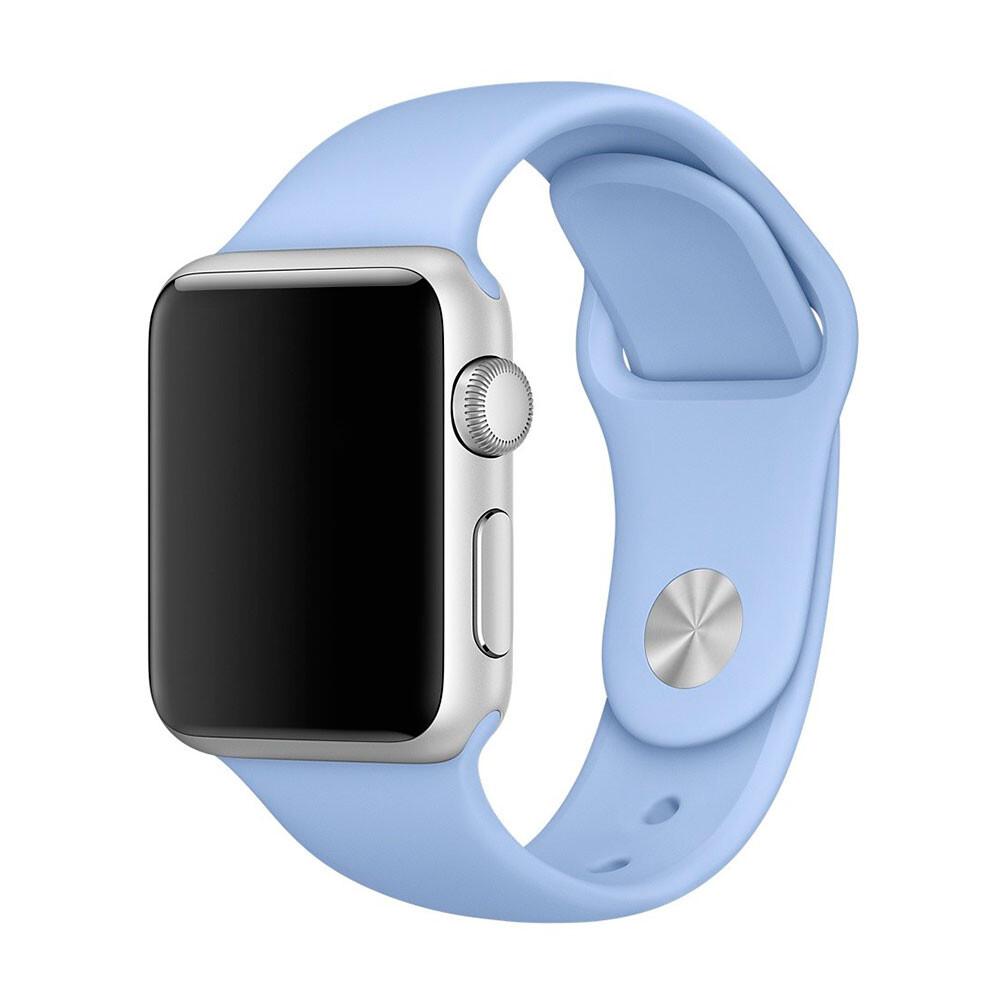 Ремешок Apple 38mm Lilac Sport Band (MM912) S/M&M/L для Apple Watch Series 1/2
