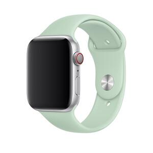 Купить Ремешок Apple Sport Band S/M & M/L Beryl (MWUQ2) для Apple Watch 44mm/42mm Series 5/4/3/2/1