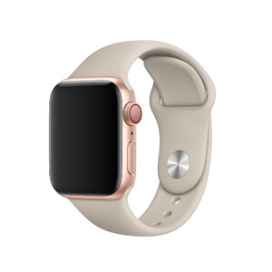 Купить Ремешок Apple Sport Band S/M & M/L Stone (MTP82) для Apple Watch 40mm/38mm Series 1/2/3/4