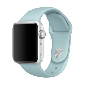 Купить Ремешок Apple 38mm Turquoise Sport Band (MLDH2) S/M&M/L для Apple Watch Series 1/2/3