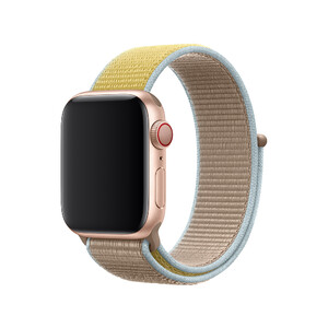 Купить Ремешок Apple Sport Loop Camel (MWTU2) для Apple Watch 38mm/40mm Series 5/4/3/2/1